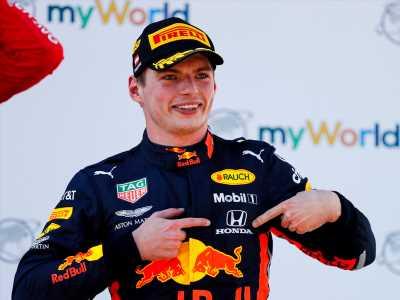 Max Verstappen snaps Mercedes' F1 win streak with win in Austria .. or did he?