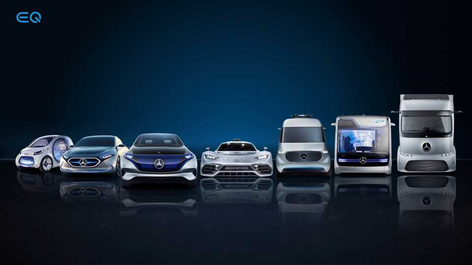 Daimler Is Buying a Massive $23 Billion Worth of Battery Cells to Power Its Future EV Lineup