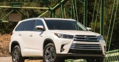 The most fuel-efficient three-row SUVs in 2019