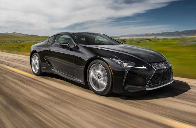 Lexus: Hybrids Could Become Preferred Performance Powertrain