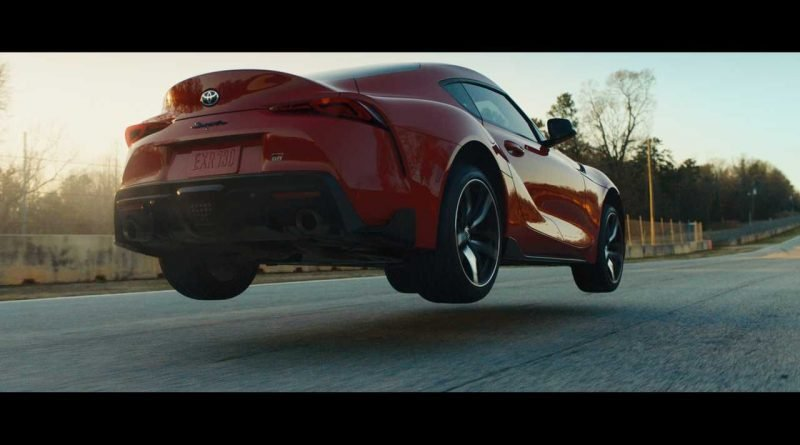 2020 Toyota Supra Takes To The Airwaves In 3 New TV Commercials