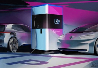 Volkswagen Reveals Mobile EV Charging Station That Can Perform Full Recharge in 17 Minutes