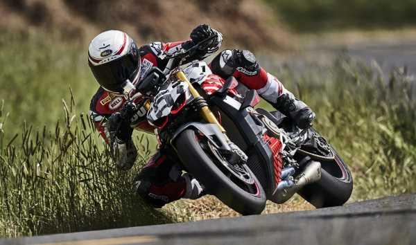 Ducati rider Carlin Dunne dies in Pikes Peak race record attempt on Ducati Streetfighter V4 prototype