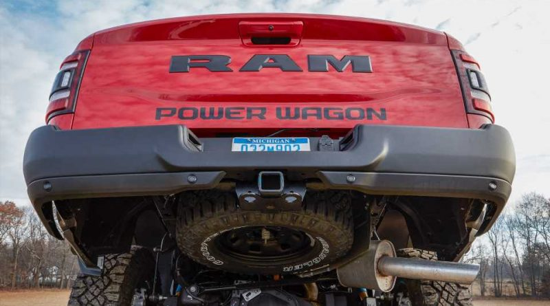 Could Ram Debut All-New Tailgate to Rival the GMC Sierra's MultiPro?