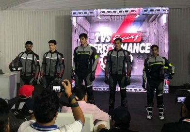 TVS Motor Company Introduces Riding Gear Range At MotoSoul 2019