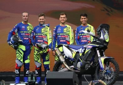 Sherco TVS Announces 4 Rider Squad For Dakar Rally 2020