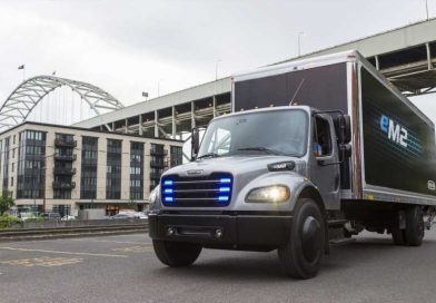 Penske Opens Fast-Charging Stations for Electric Commercial Trucks in California