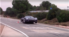 Watch Koenigsegg Crash Its $2M Regera Hypercar in the Name of Safety