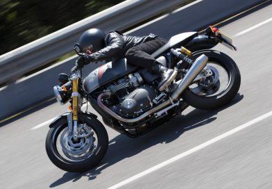 EICMA 2019: 2020 Triumph Thruxton RS – 105 hp