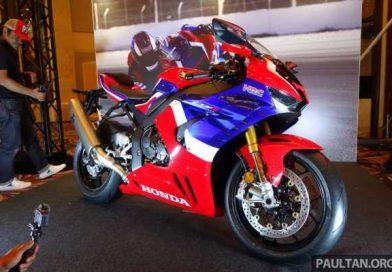 2020 Honda CBR1000RR-R SP in Malaysia, RM198k