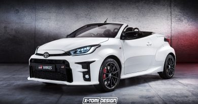 A Convertible Toyota GR Yaris Has Been Made In Photoshop And It's Left Us Confused