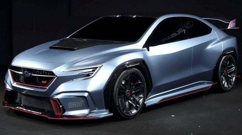 2021 subaru wrx sti to get new 2.4l boxer, 400 hp
