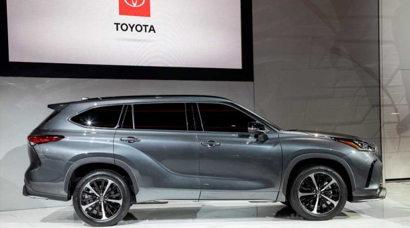 2021 toyota highlander xse and special 4runner tacoma