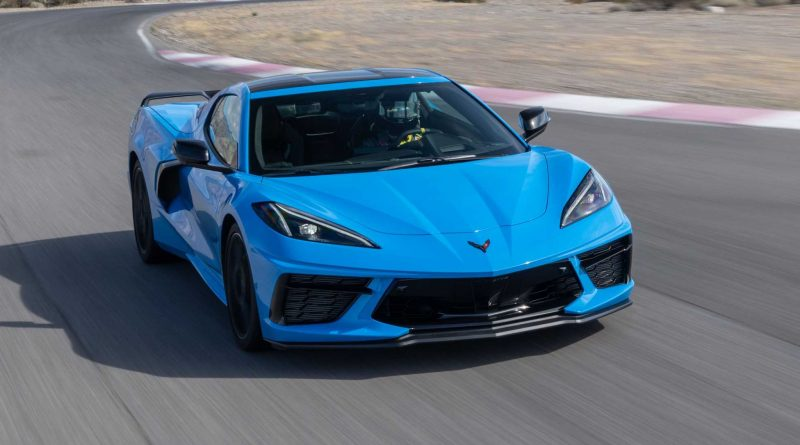 the c8 midengine corvette is reportedly getting some