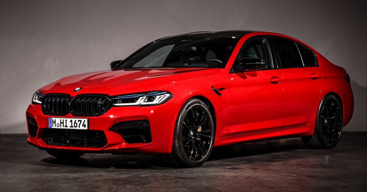 F90 Bmw M5 Lci Revealed Facelift Brings Revised Styling And Dynamics Automotobuzz Com
