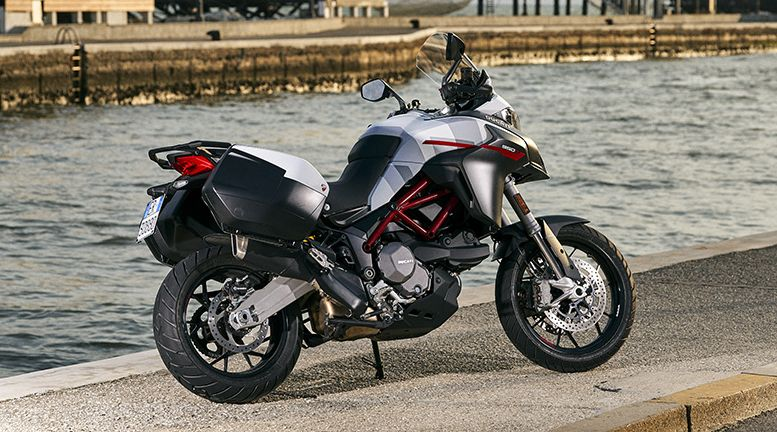 2020 Ducati Multistrada 950 S now in GP White colours - paultan ...