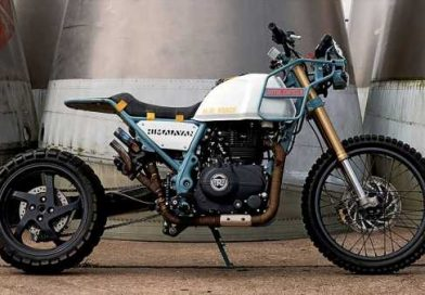 Royal Enfield's Himalayan Major Roach is your dystopian fever dream hill climber motorcycle – paultan.org