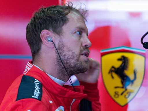 "Sebastian Vettel's spin at the Austrian GP, involving no other than his 2021 Ferrari replacement, was a ""Vettel special"" according to Jolyon Pal"