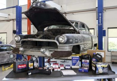 HOT ROD to the Rescue! How to Get a Car Back on the Road After a Decade of Neglect