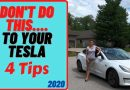 What Not To Do To Your Tesla Model 3: 4 Top Tips