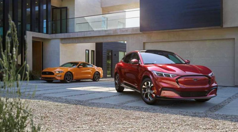 Ford Mustang Incentives