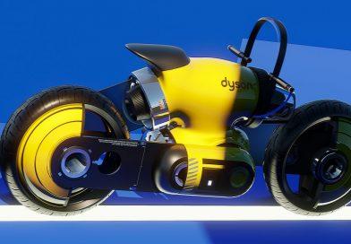 Dyson concept bike design doesn't suck. Or blow – paultan.org