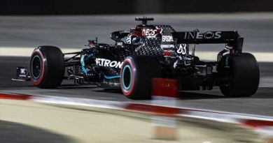 F1 results: Sakhir GP, George Russell stars in Hamilton's car