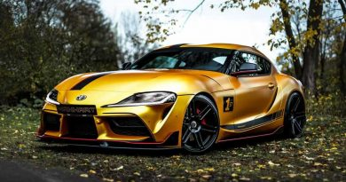 Manhart Adds GRRRR To The Toyota Supra, Now With 542 HP