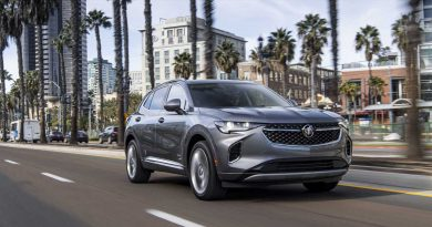 The 2021 Buick Envision Trades Power for Style
