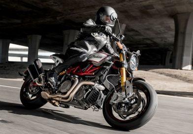 2022 Indian Motorcycle FTR – flat tracker performance – paultan.org