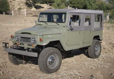 Icon 4×4 Made A New SUV Out Of A Very Old Toyota Land Cruiser