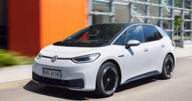 Europe: Volkswagen ID.3 Was Second Best Selling Car In December 2020