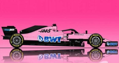 Haas and Williams linked to BWT sponsor move