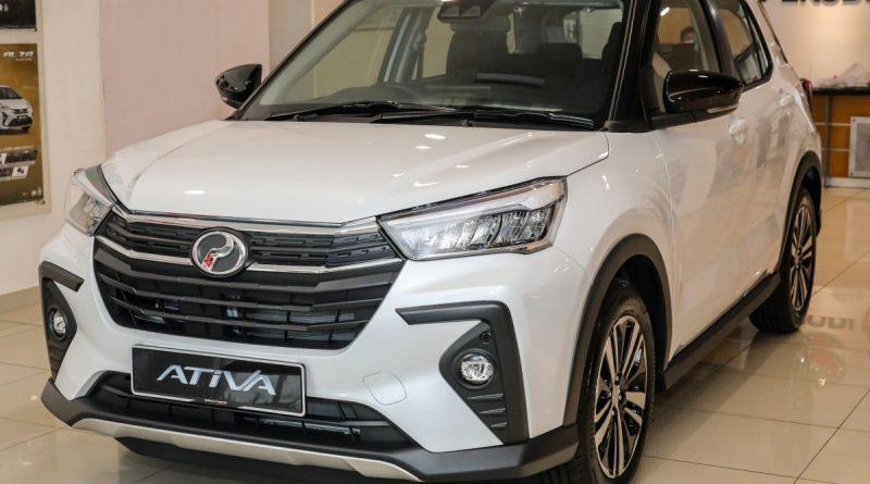 2021 Perodua Ativa SUV – spec-by-spec comparison – paultan.org