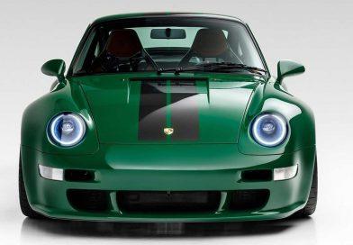 Irish Green Porsche 911 From Gunther Werks Looks Perfect For The Hulk