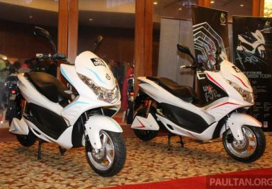 Malaysian e-bike maker Treeletrik inks RM1.13 billion deal to supply 200,000 electric motorbikes to Indonesia – paultan.org