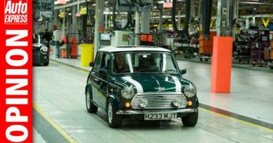'The UK Government should part-fund our own British Car Company'