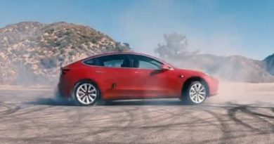 Watch Wicked Donuts Done With A Tesla Model 3