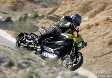 Harley-Davidson spins Livewire off as EV bike brand – paultan.org