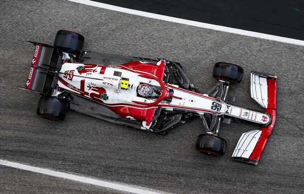 Alfa Romeo have eyes on Q3 after promising start