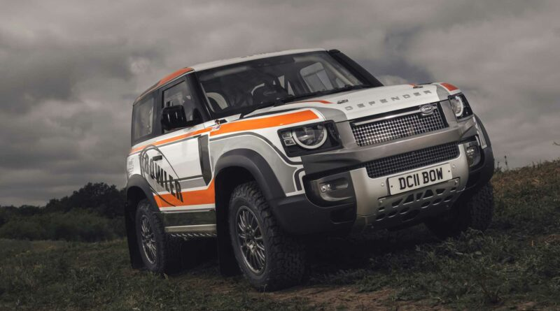 Bowler Debuts Rally-Prepped Land Rover Defender For One-Make Series