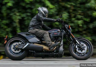 Harley-Davidson sees 77% increase in 2021 Q2 sales – paultan.org