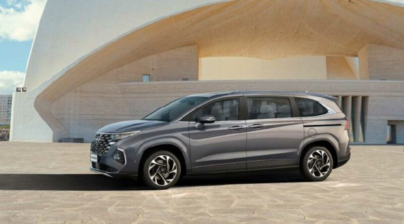 2022 Hyundai Custo Gets Second Reveal Ahead Of Official Debut