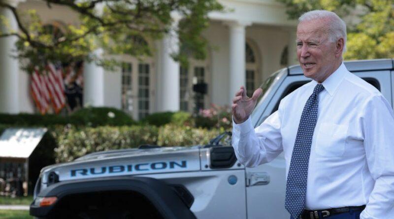 Biden Targets 50 Percent EVs by 2030\u2014with Loopholes