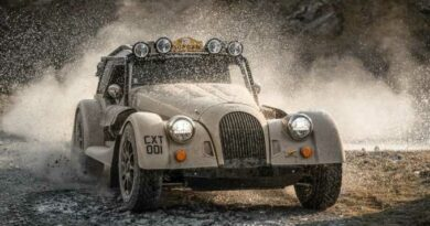 Morgan Plus Four CX-T First Look: A Roadster Built for Overlanding