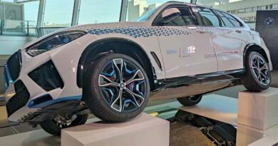 BMW Is Stress Testing Its Hydrogen Drivetrains With Hand Grenades
