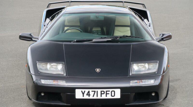 Lamborghini Diablo 6.0 VT for sale
