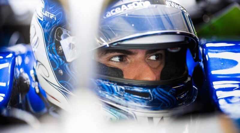 Nicholas Latifi felt 'Q3 was on the cards' without penalty