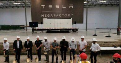 Tesla Breaks Ground On California 'Megafactory'